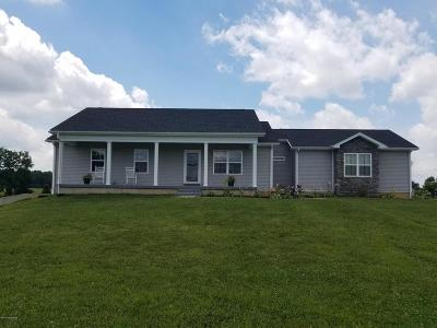 Meade County Single Family Home For Sale: 336 Jim Barr Rd