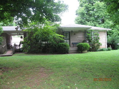 Louisville Single Family Home For Sale: 4626 Glen Rose Rd