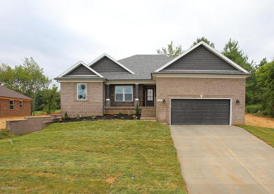 Spencer County Single Family Home For Sale: Lot 48 The Landings