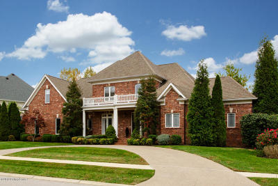 Prospect Single Family Home For Sale: 7612 Endecott Pl