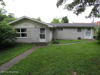 Henry County Single Family Home For Sale: 265 E Cross Main St