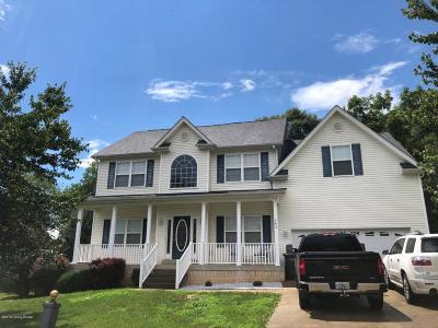 Hardin County Single Family Home For Sale: 345 Vineland Place Dr
