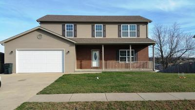 Hardin County Single Family Home For Sale: 123 Alpine Dr
