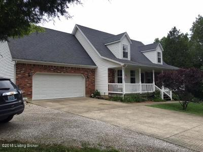 Meade County Single Family Home For Sale: 221 Redwing Rd