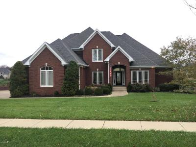 Crestwood Single Family Home For Sale: 6611 Leland Dr