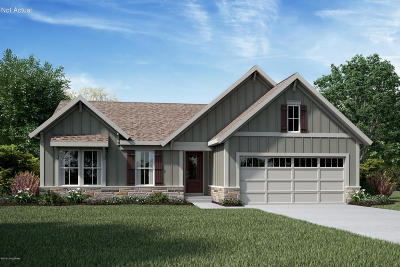 Bullitt County Single Family Home For Sale: 110 Bluffs Edge Ct