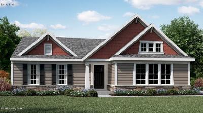 Bullitt County Single Family Home For Sale: Lot 607 Mallard Lake Blvd