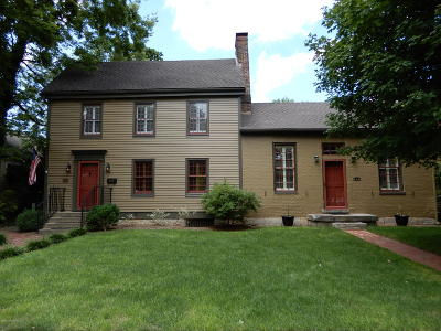 Bardstown Single Family Home For Sale: 110 E Broadway St