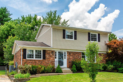 Oldham County Single Family Home For Sale: 7433 E Orchard Grass Blvd