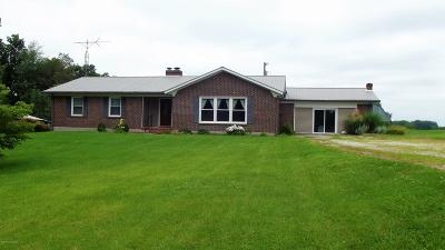 Hodgenville Single Family Home For Sale: 5697 New Jackson Hwy