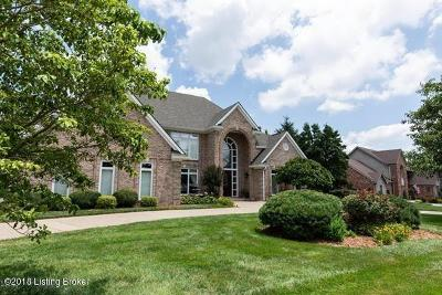 Oldham County Single Family Home For Sale: 11833 Lakestone Way