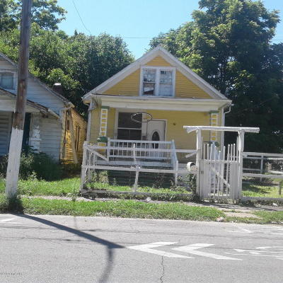 Jefferson County Single Family Home For Sale: 218 S 25th St