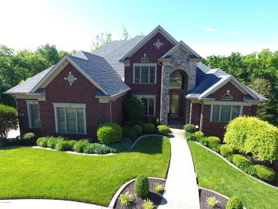 Prospect Single Family Home For Sale: 9508 Hayden Creek Ct