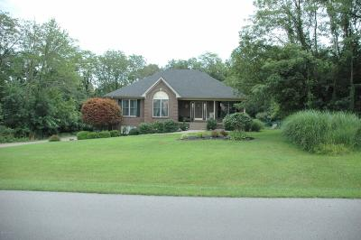 Single Family Home For Sale: 5107 Reynolds Run Rd