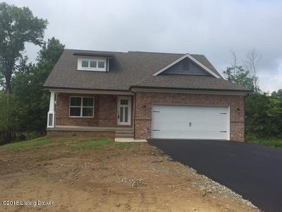 Crestwood Single Family Home For Sale: 2900 Hollow Oak Dr