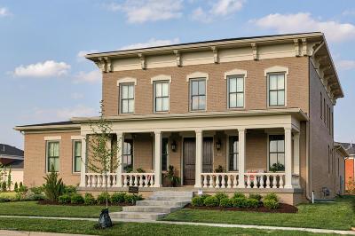 Prospect Single Family Home For Sale: 9013 Bergamot Dr