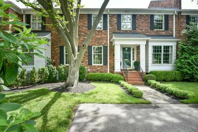 Jefferson County Condo/Townhouse For Sale: 219 Saint Matthews Ave