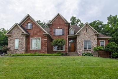 Prospect Single Family Home For Sale: 5402 Merribrook Ln
