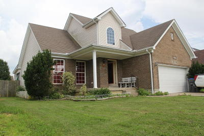 Fairdale Single Family Home For Sale: 9309 Longhorn Ct