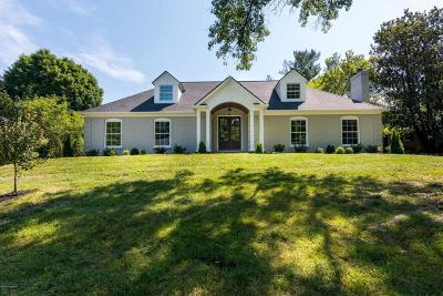 Louisville Single Family Home For Sale: 2109 Starmont Rd