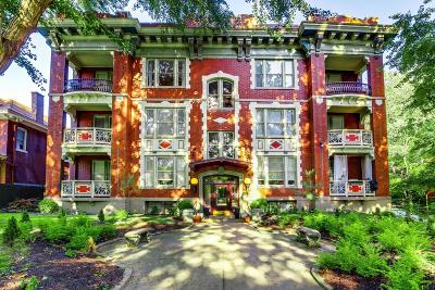 Condo/Townhouse For Sale: 1629 S 3rd St #102