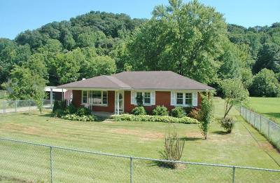 Louisville Single Family Home For Sale: 5208 Blevins Gap Rd