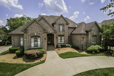 Prospect Single Family Home For Sale: 7906 Sutherland Farm Rd