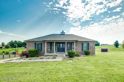 Spencer County Single Family Home For Sale: 518 Shawnee Run