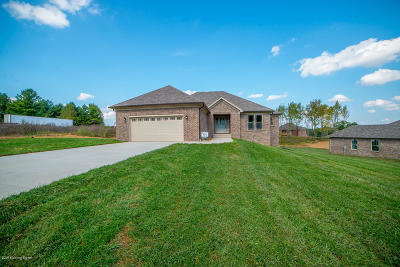 Spencer County Single Family Home For Sale: Lot 64 The Landings