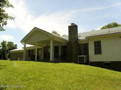 Shelby County Single Family Home For Sale: 2811 Shelbyville Rd