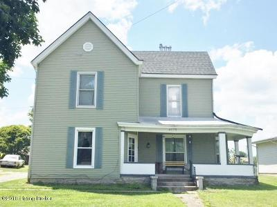 Henry County Single Family Home For Sale: 4375 N Main St