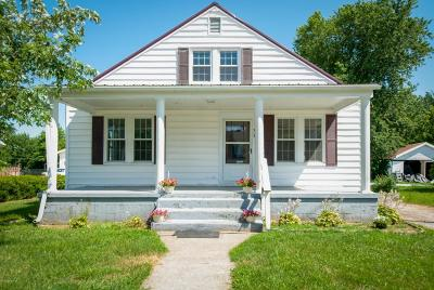 Breckinridge County Single Family Home For Sale: 313 E 4th St