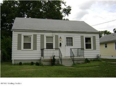 Louisville Rental For Rent: 1119 W Ashland Ave