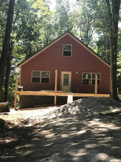 Edmonson County Single Family Home For Sale: 140 Ironwood Dr