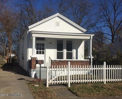 Louisville Rental For Rent: 529 Wainwright Ave