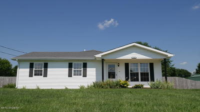Elizabethtown Single Family Home For Sale: 518 Lincoln Dr