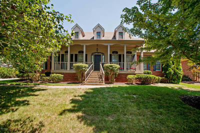 Louisville Single Family Home For Sale: 17121 Mallet Hill Dr