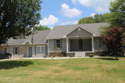 Nelson County Single Family Home For Sale: 640 Samuels Rd