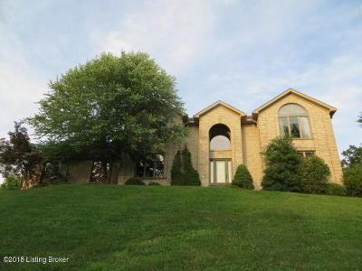 Louisville Single Family Home For Sale: 7809 Riva Ridge Pt