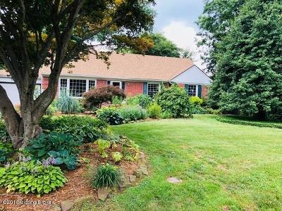 Louisville Single Family Home For Sale: 216 N Chadwick Rd