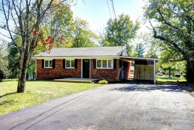 Oldham County Single Family Home Active Under Contract: 5408 Old Floydsburg Rd