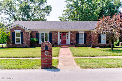 Jefferson County Single Family Home For Sale: 5914 Apache Rd