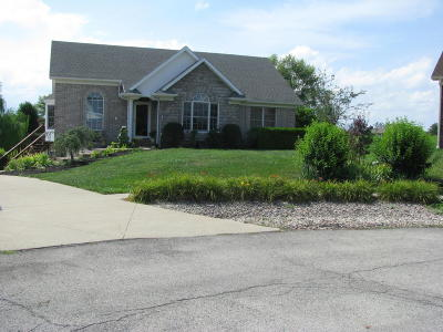 Bardstown Single Family Home For Sale: 119 Fox Ridge Rd