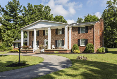 Louisville Single Family Home For Sale: 11505 Valley View Rd
