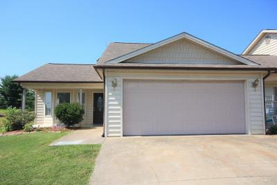Grayson County Condo/Townhouse For Sale: 552 Golfcourse Rd #B