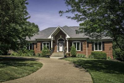 Louisville Single Family Home For Sale: 10400 Stone School Rd