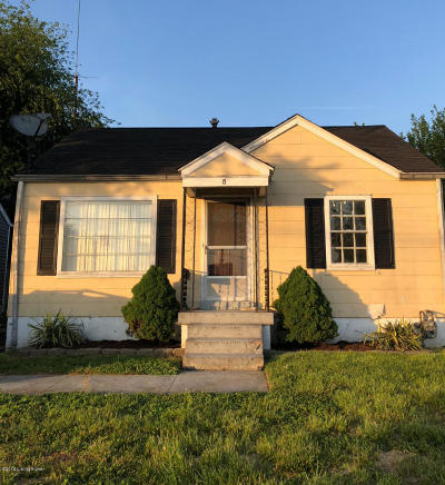 Louisville Rental For Rent: 1619 Arcade Ave