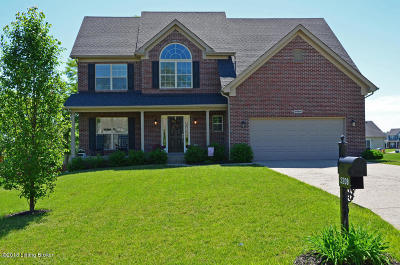 Oldham County Single Family Home For Sale: 2209 Morgan Ridge Ct