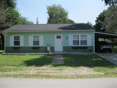 Carroll County Single Family Home For Sale: 207 Carroll Ave