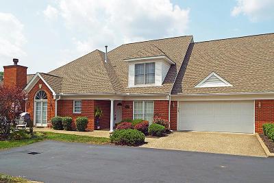Louisville Condo/Townhouse For Sale: 10517 Monticello Forest Cir